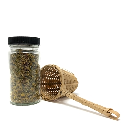 Tea Infuser Set - Calming Botanical