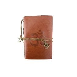 Leather Journal - Tan (while supplies last)