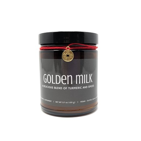 Golden Milk Spice Mix