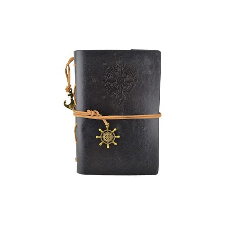 Leather Journal - Black