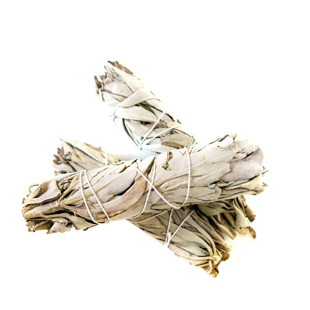 White Sage Smudge Sticks Bundle